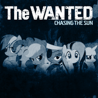 The Wanted - Chasing the Sun (My Little Pony) by AdrianImpalaMata