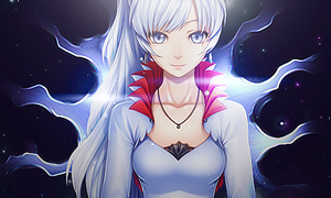 Weiss Smudge by iDeaThCroSs