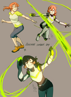Pidge Sketches by SolKorra