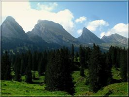 Swiss_Mountains by Escara40