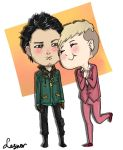 Pagan Min and Ajay Ghale chibi by torylesner