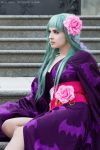 Morrigan Yukata by DannyBocabit