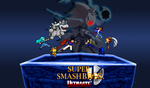 8 Fan Characters Fight by sonic4ever760
