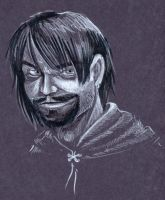 DnD- Billy the Rogue by Bilious