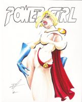 PowerGirl01 by RaySee