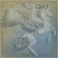 Pegasus by majesticalparade