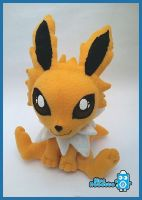 Jolteon by BlueRobotto