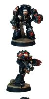 Inquisitor Terminator - Warhammer 40,000 Classic by precinctomega