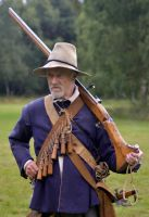 Cannock Chase Military History Weekend 2015 (29) by masimage