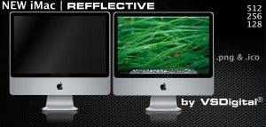 new iMac - 'REFFLECTIVE' SET by vsdigital