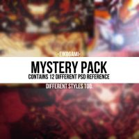 PSD Reference pack by iScarletbluelove
