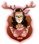Melon Deer by Meli-Melon