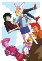 Adventure Time~ by Scotty6000