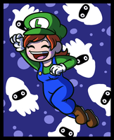 That's Mama Luigi To You! by FizTheAncient