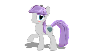 MMD Newcomer: Maud Pie and Boulder by Zoroark67
