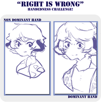 Right Is Wrong Challenge by sviu