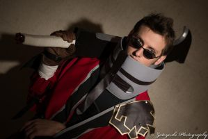 FF Cosplay AURON - by Harrison by N1k0nSh00ter