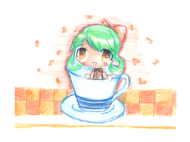 would you like a cup of tea? by Sitraxis
