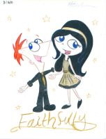 Faithfully Phinbella by LillyCrystal