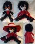Commission: Alucard fr. Hellsing - Long Doll by mihijime