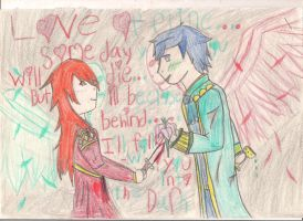 Supid Romeo and Juliet Project by athyn100