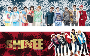 SHINee Wallpaper 2 by edinaholmes