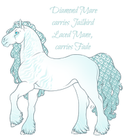 PeaFrie Import for VeiledOverdose by SagaWolf-Stables