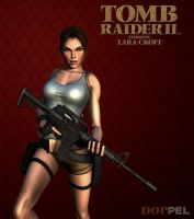 Tomb Raider 2: Ready to kill by doppeL-zgz