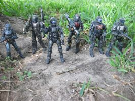 We are ODST by LotusOfTheLeaf