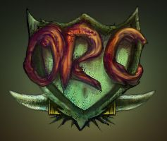 For the Orcs by RedPaints