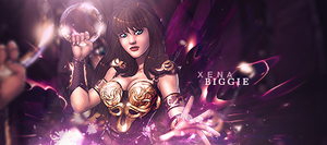 Biggie - Xena by Kinetic9074