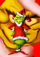 The Grinch!!! by Rene-L
