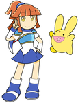 Arle Nadja and Carbuncle (JBX9001) by JBX9001