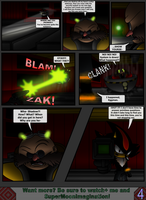 Sonic Android: Future Assault P1 Pg. 4 Dec 2014 by CCI545