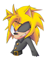 Request - Nitro the Hedgehog by OyOy