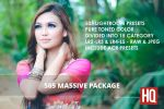 505 MASSIVE LIGHTROOM PACKAGE by pushaloo