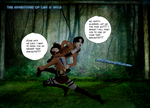 The Adventures of Levi and Hanji by Levi-Ackerman-Heicho