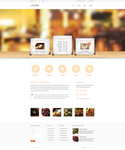 ARTcafe free PSD by ait-themes