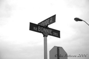 Bonnie and Clyde_ by MailboxArson