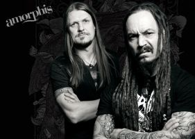 Amorphis - Circle I, Esa and Tomi by Wolverica