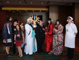 XXXHolic CTCon '10 by Viperas