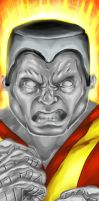 Colossus by halwilliams