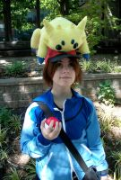 Me and My Pokemon by MissTooni
