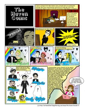click here to view the full size comics!