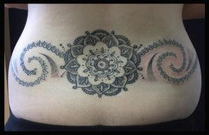 freehand dots by DotworkDamian