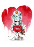 Dead Space - Valentine by DeadlyNinja