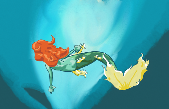 Mermay by shadowdroid677
