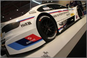 BMW touring car by 22photo