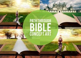 Path Through Bible Concept Art Pack by Godserv