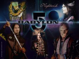 Babylon 5 Nightwish by PieniPeippo